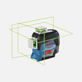 Bosch GLL3-80CG Lazer Hizalama -Yeşil Işık