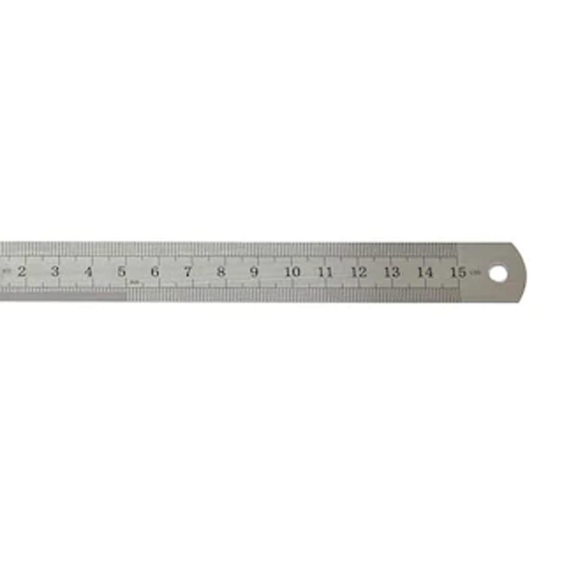 Cetvel-Çift Taraflı 150x22mm