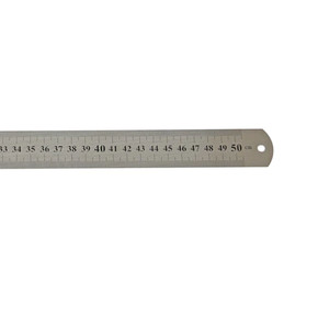 Cetvel-Çift Taraflı 500x30mm