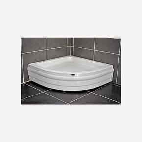 100X100 cm Oval Tekne