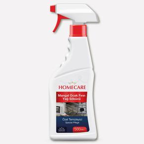 Homecare Mangal-Ocak-Fırın Yağ Sökücü 500 ML
