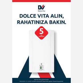 Dolce Vita DPY 33 FI Kombi