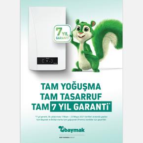 Baymak Duotec 45 Kombi