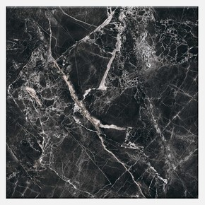 Galaxy Duvar Seramiği Siyah