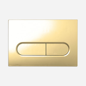 Capsule  Gömme Rezervuar Paneli Soft Altın