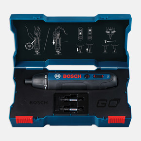 Bosch GO 3,6V 2 Parça Aksesuarlı Akülü Vidalama