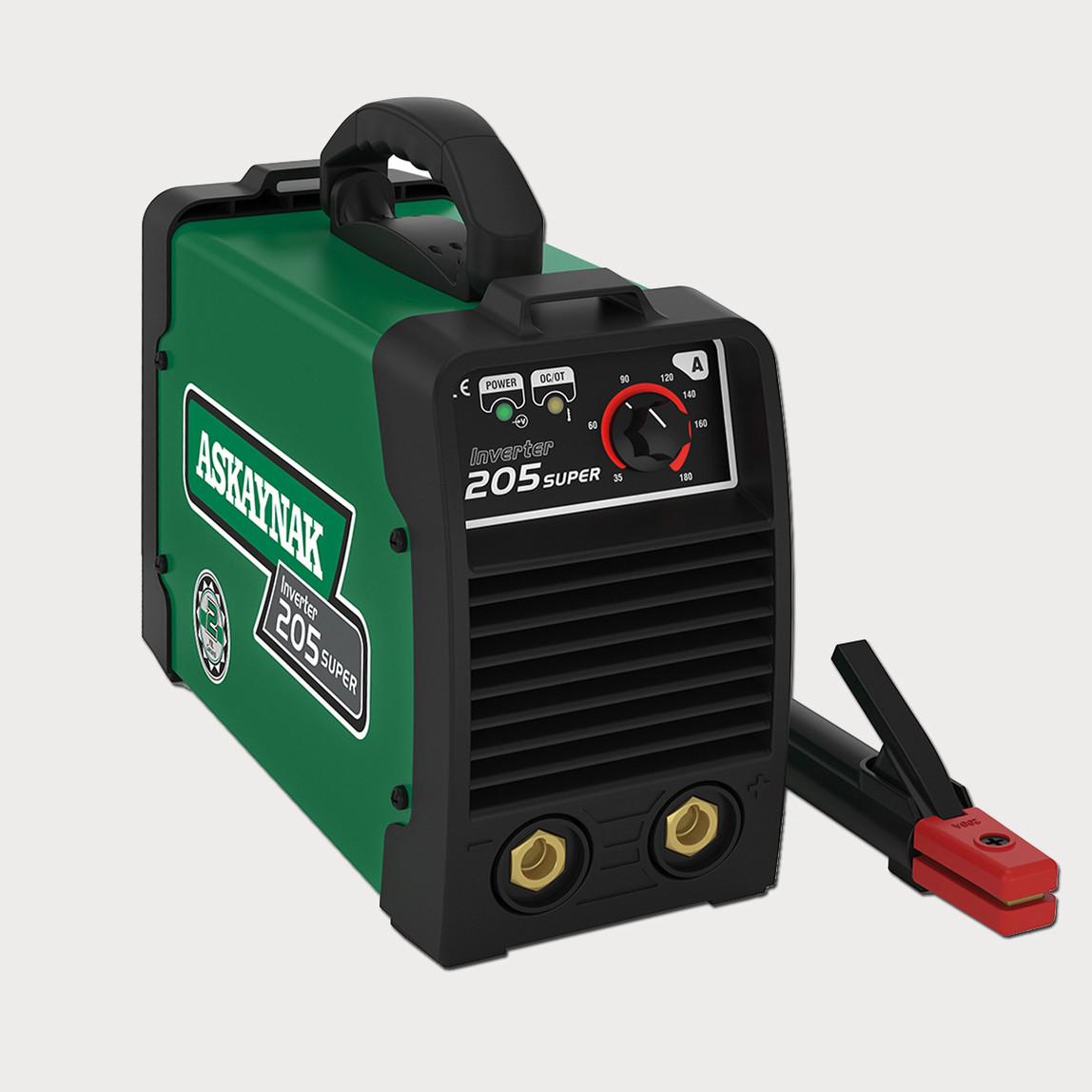 Askaynak Inverter Kaynak Makinası- 205S