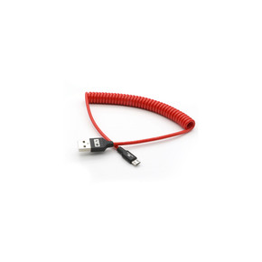 10010 Spiral Micro Usb Kablo1.