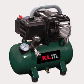 KL Pro KLK6 1.5Hp. 6 Litre 8Bar Yağsız Hava Kompresörü