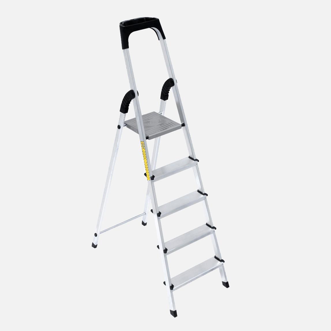 Saraylı 5 Basamaklı Alüminyum Merdiven