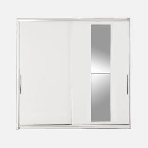 Elit Plus Aynalı Sürgülü Gardırop SWD-720-BY-3