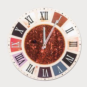 Roma Rakamlı 30cm Duvar Saati