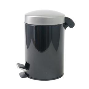 5 Lt Loca Jumbo Çöp Kovası Siyah
