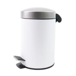 5 Lt Loca Jumbo Çöp Kovası Beyaz