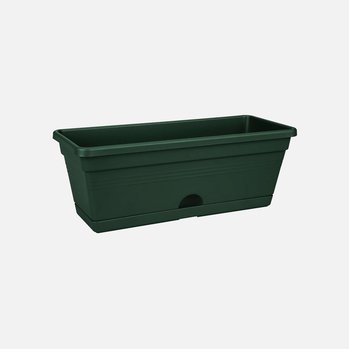 Mini Balkon Saksısı Yeşil Green Basic