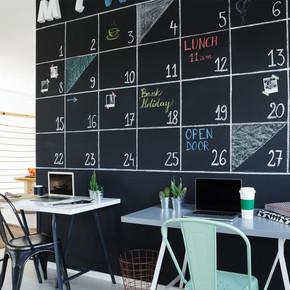 0,5Lt Sandeco Chalkboard Kara Tahta Boyası Siyah