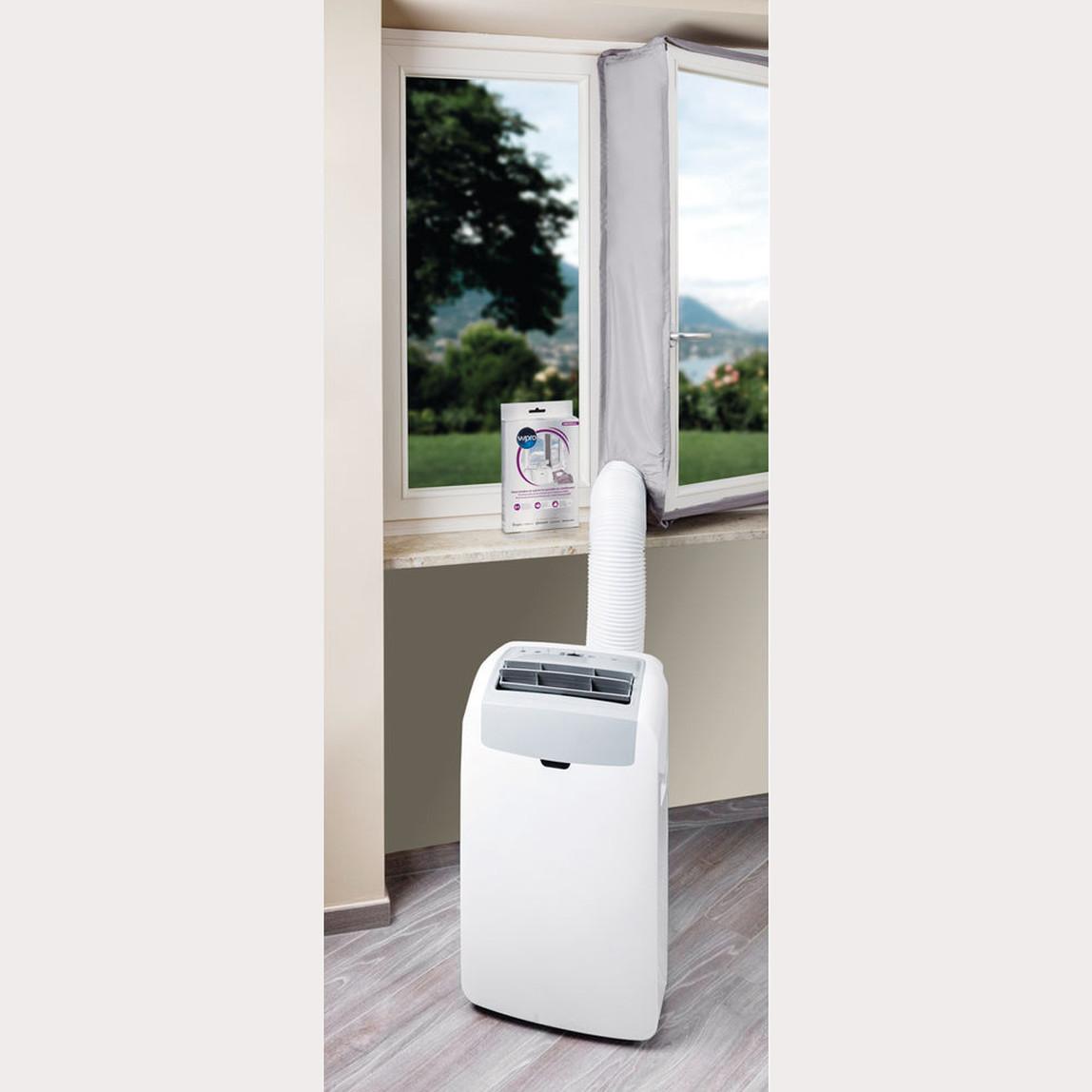 Wpro Portatif Klimalar için Pencere-Kapı Hava İzolasyon Kiti