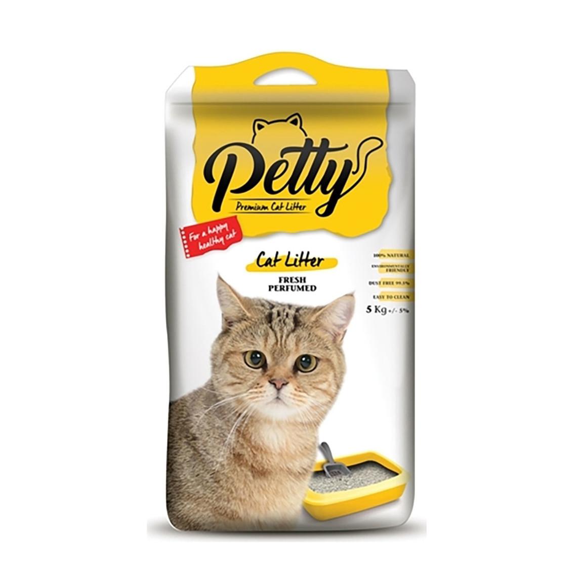 5 Kg Kedi Kumu Fresh Parfümlü