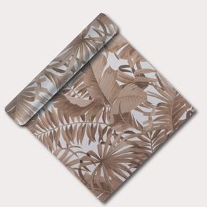 Palmiye - Bej Duvar Kağıdı
