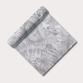 Palmiye - Gri Duvar Kağıdı