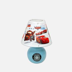 Cars Seramik Lisanslı Dekoratif Masa Lambası