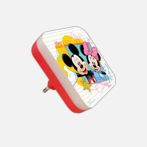 Mickey 6303 Kare Led Gece Lambası