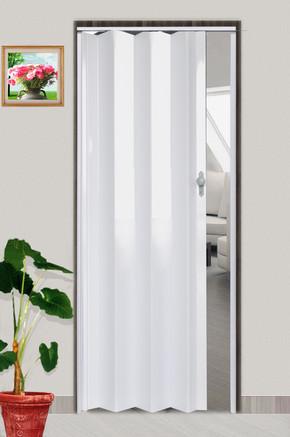 Highgloss Akordiyon Kapı Beyaz