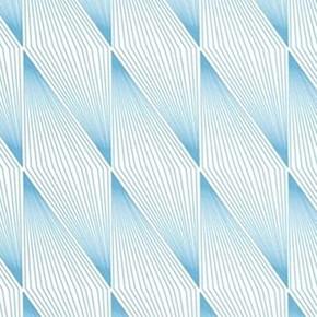 59,5X59,5 Çizgi Mavi 8Mm