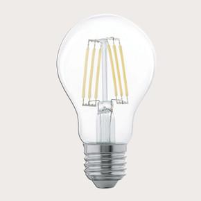 Eglo A60 6W E27 Duy 2700K Vintage Led Ampul Sarı Işık