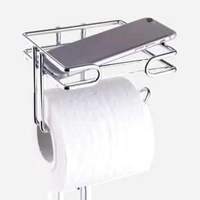 Ayaklı Tuvalet Kağıtlık Ve Çöp Kovası