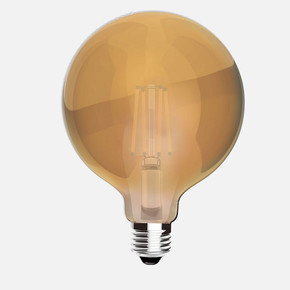 Ecolite Led Gold Filament G95 Ampul