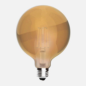 Ecolite Led Gold Filament G120 Ampul