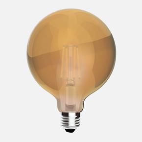 Ecolite Led Gold Filament G120 Ampul