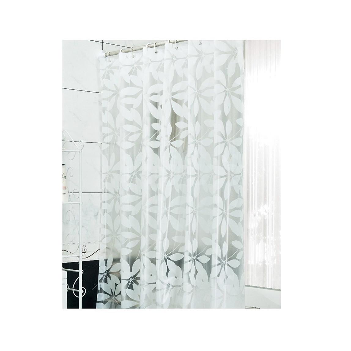 Lotus Banyo Perdesi Pvc 180x200 cm