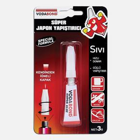 3 gr Süper Japon Yapıştırıcı
