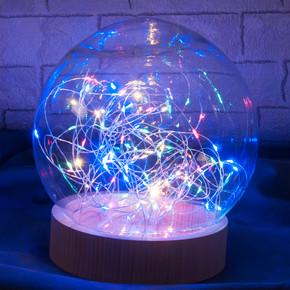 Dize 50 Led 6m Renkli Işık