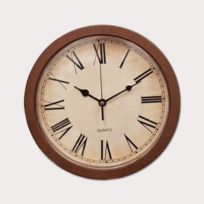 Gizli Kasalı 25cm Duvar Saati