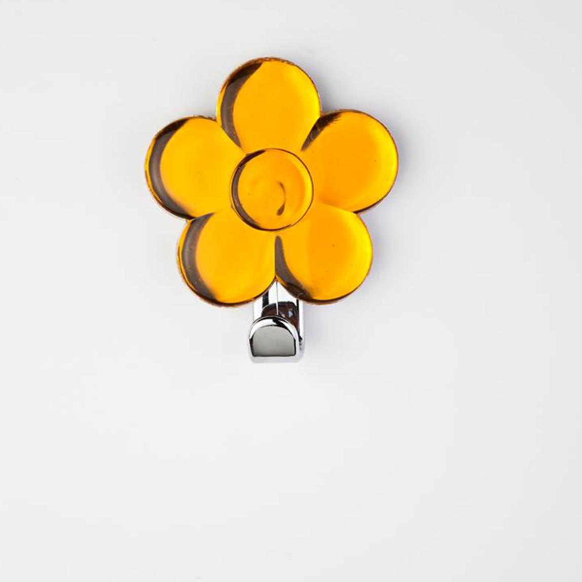 Dekoratif Askı Papatya Sarı