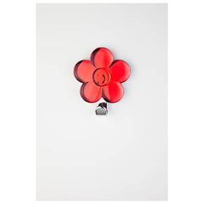 Dekoratif Askı Papatya Kırmızı