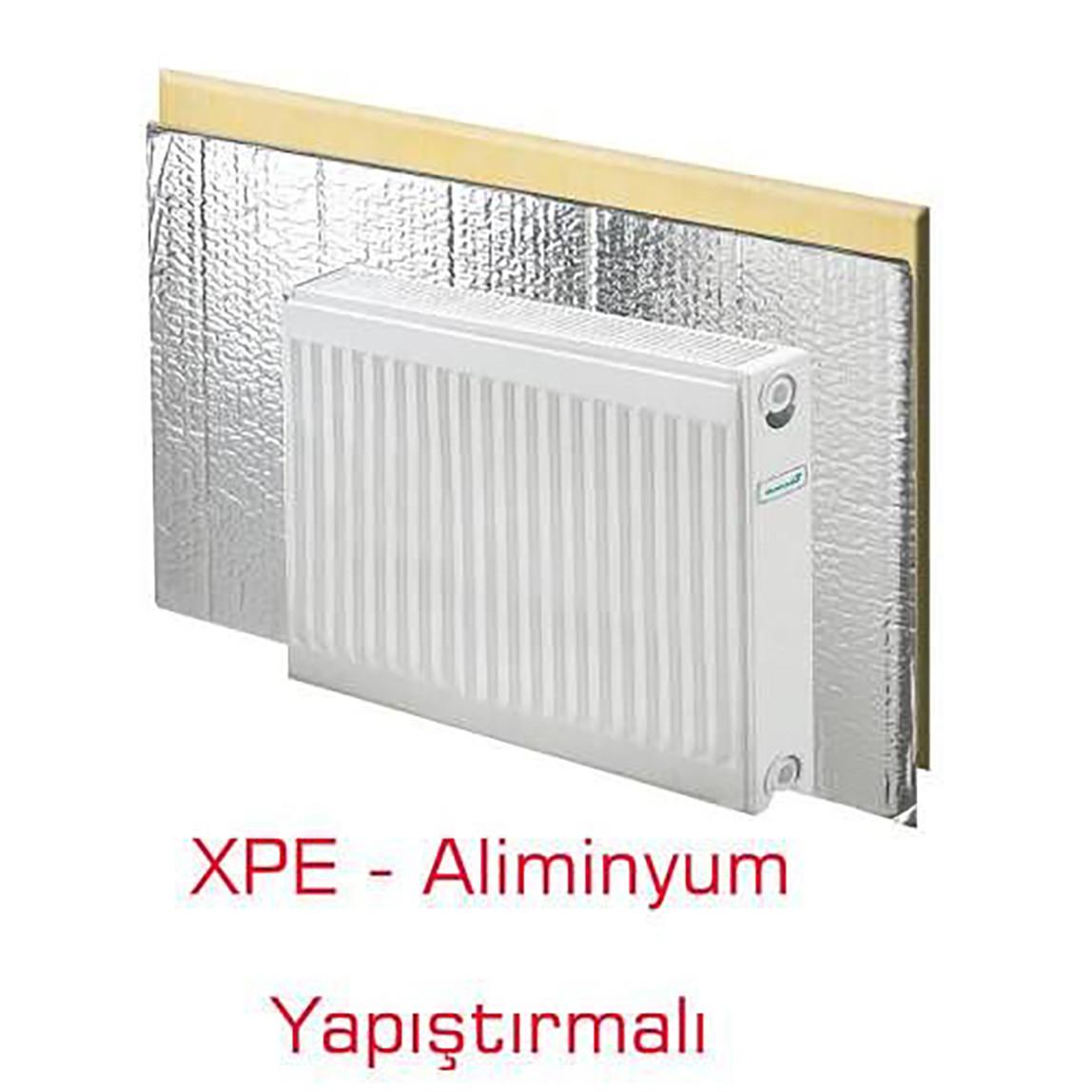 Xpe 8mm 50 X 100 cm Alüminyum Yapışkanlı Plaka