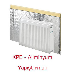 Xpe 8Mm 50Cmx100Cm Aliminyum Yapışkanlı Plaka