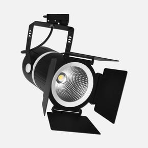 Ray Spot 30W Siyah 3000K Nr115-1