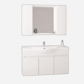 Basic Banyo Dolabı 100cm