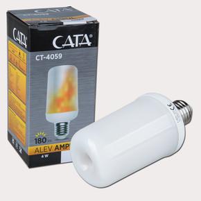 Cata CT-4059 4W Alev Efektli Led Ampul