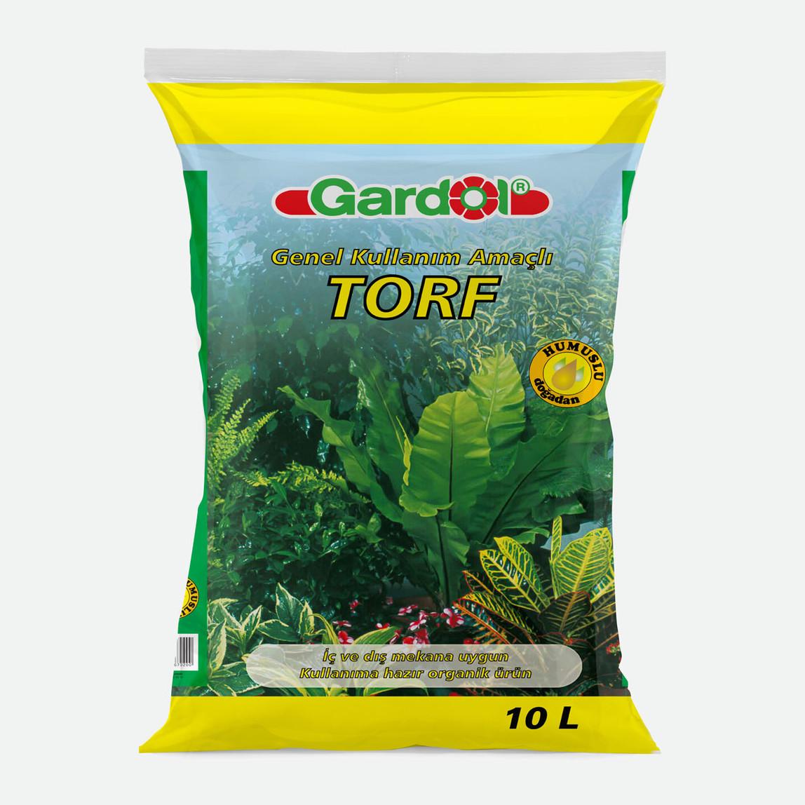 Gardol Genel Kullanım Torfu 10 lt