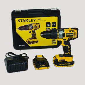 Stanley STDC18LHBK 18V/2.0Ah Li-Ion Şarjlı Darbeli Matkap