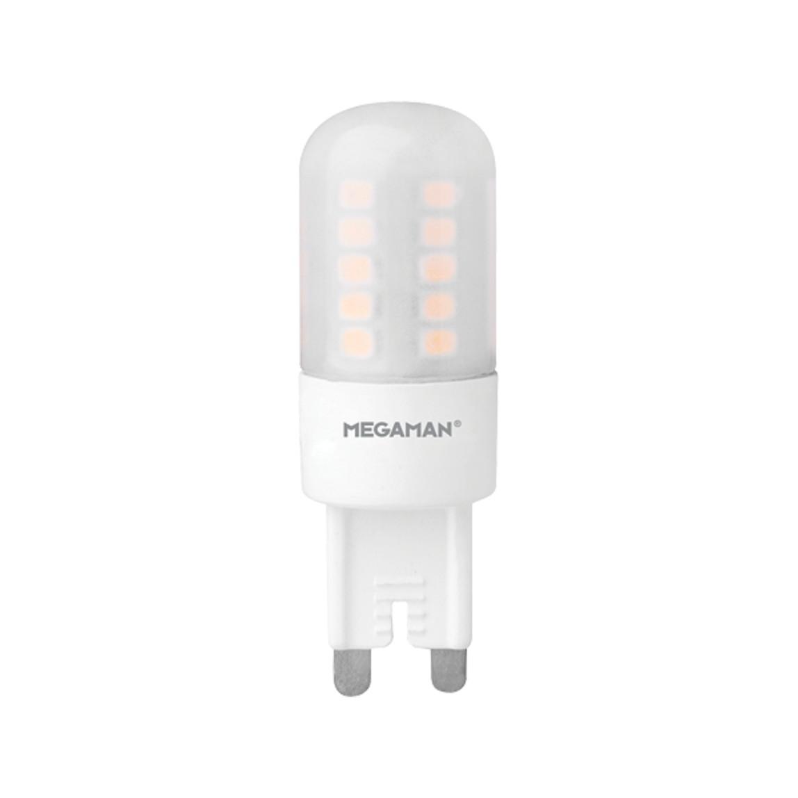 MEGAMAN LED G9 Ampul