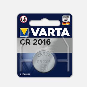Varta Li Elektcr 2016 Pil 3V Electronic Pil