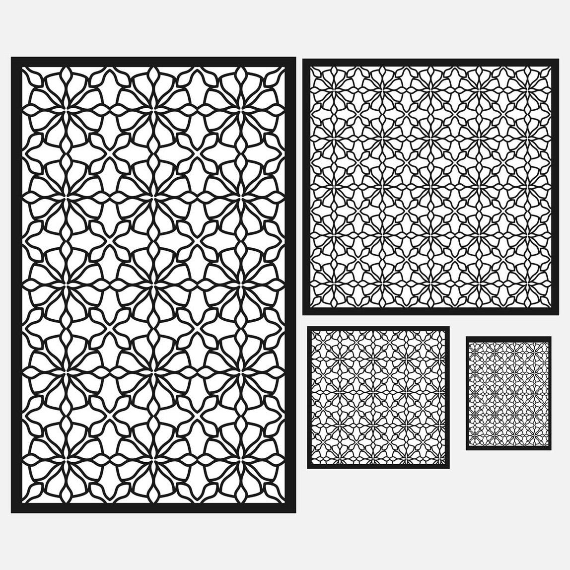 Home Decor Stencil 45x45