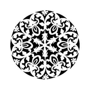 Yuvarlak Stencil 22x22